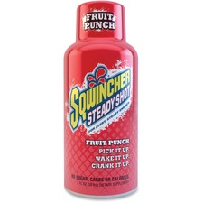 SQW 200501FP Sqwincher Steady Shot Flavored Energy Drinks SQW200501FP