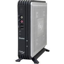 Lenovo Itona Md54 Md54-F9R7-W3-US-L Desktop Thin Client - VIA Eden U4200 Dual-core (2 Core) 1 GHz
