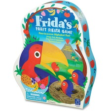 EII 3412 Eductnl Insights Frida's Fruit Fiesta Alphabt Game EII3412