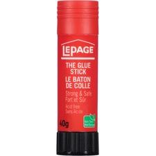 LePage Acid-free Washable Glue Stick - 40g
