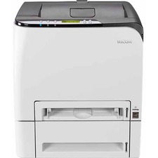 Ricoh SP C252DN Laser Printer - Color - 2400 x 600 dpi Print - Plain Paper Print - Desktop