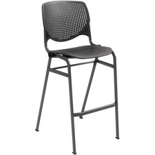 KFIBR2300P10 - KFI Barstool with Polypropylene Seat and Back