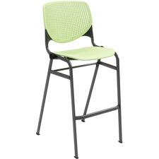 KFIBR2300P14 - KFI Barstool with Polypropylene Seat and Back