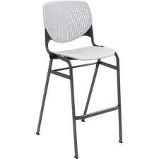KFIBR2300P13 - KFI Barstool with Polypropylene Seat and Back