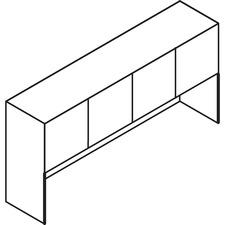 LAS41E7723616PX - Lacasse Hutch With Doors