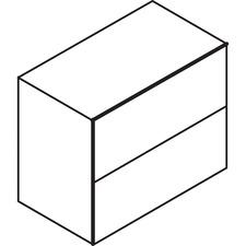 LAS72D2036LFX - Lacasse Lateral File Unit - 2-Drawer