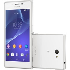 "Sony Mobile Xperia M2 D2305 8 GB Smartphone - 3.9G - 4.8"" LCD 540 x 960 Touchscreen - Qualcomm Snapdragon 400 Quad-core (4 Core) 1.20 GHz - 1 GB RAM - 8 Megapixel Rear - Android 4.3 Jelly Bean - SIM-free - White"