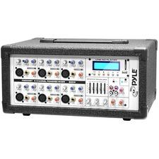 PylePro PMX640BT Audio Mixer