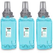 GOJ 881603CT GOJO ADX-12 Botanical Foam Soap Refill GOJ881603CT