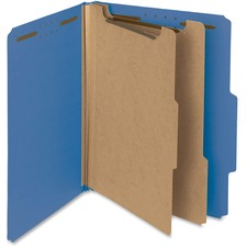 SMD 14062 Smead Recycled Pressbrd 2-Dvdr Classfctn Folders SMD14062