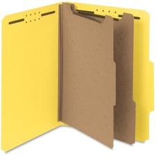 SMD 14064 Smead Recycled Pressbrd 2-Dvdr Classfctn Folders SMD14064