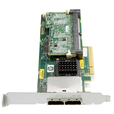HP Smart Array P411 8-port SAS RAID Controller