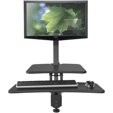 BLT90530 - MooreCo Up-Rite Desk Mount for Mouse, Keyboard, Notebook, Tablet PC, Flat Panel Display, Desktop Computer