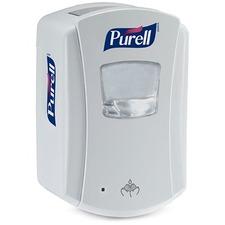 PURELL® LTX-7 Dispenser - White - Automatic - 700 mL Capacity - White - 1Each