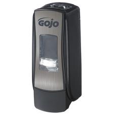 Gojo® ADX-7 Dispenser - Chrome - Manual - 700 mL Capacity - Chrome, Black - 1Each