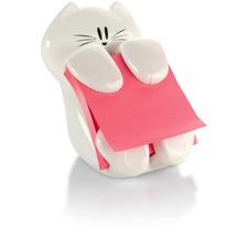 MMM CAT330 3M Post-it Notes Cat Dispenser MMMCAT330