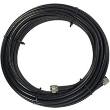 SureCall 100 Ft Black CM400 Cables with N-Male
