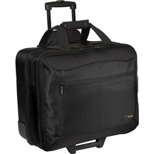 TRG TCG717 Targus Nylon Rolling Travel Laptop Case TRGTCG717