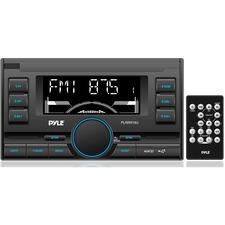 Pyle PLRRR18U Car Flash Audio Player - Double DIN