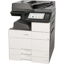 Lexmark MX910DE Laser Multifunction Printer - Monochrome - Plain Paper Print - Desktop