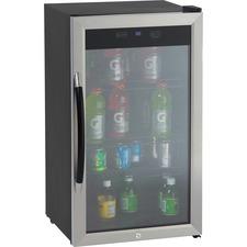 AVA BCA306SSIS Avanti BCA306SSIS 3.1CF Beverage Cooler AVABCA306SSIS