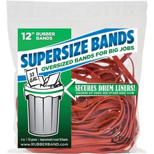 "ALL 08994 Alliance 12"" Red SuperSize Bands ALL08994"