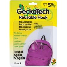 DUC 282314 Duck Brand GeckoTech 5lb. Reusable Hooks DUC282314