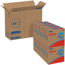 KCC34790CT - Wypall Kimberly-Clark X60 Wipers