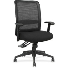 LLR62105 - Lorell Executive High-Back Mesh Multifunction Chair