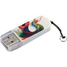 Verbatim 16GB Mini USB Flash Drive - Phoenix