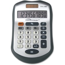 CCS 22086 Compucessory 22086 10 Digit Handy Calculator CCS22086