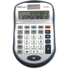 CCS 22089 Compucessory 2-line 12-digit Calculator CCS22089