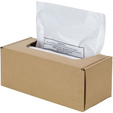 "Fellowes Waste Bags for AutoMaxâ""¢ 500CL, 500C, 300CL and 300C Shredders - 75.71 L - 31.81"" (807.97 mm) Height x 37.38"" (949.45 mm) Width x 23.50"" (596.90 mm) Depth - 1/Carton - Plastic - Opaque"