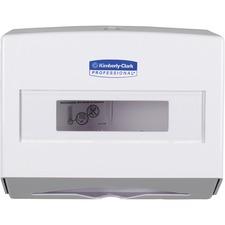 KCC 09214 Kimberly-Clark ScottFold Compact Towel Dispenser KCC09214