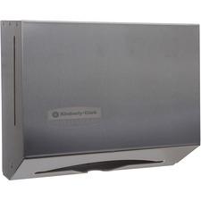 KCC 09216 Kimberly-Clark ScottFold Compact Towel Dispenser KCC09216