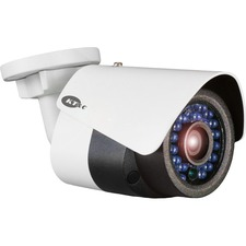 KT&C KNC-p3BR4IR 3 Megapixel Network Camera - Color