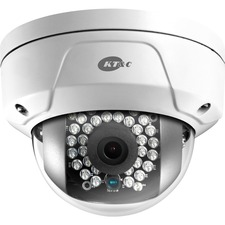 KT&C KNC-P3DR3IR 3 Megapixel Network Camera - Color