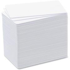 BDGCBGC0030W - Evolis Badgy Thick PVC Plastic Cards