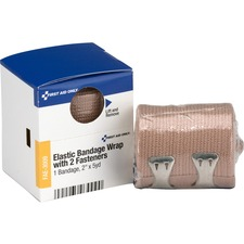 FAO FAE3009 First Aid Only 2-Fastener Elastic Bandage Wrap FAOFAE3009