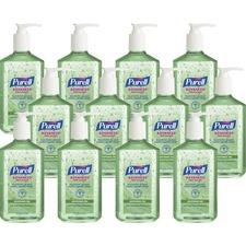 GOJ 363912CT GOJO PURELL Instant Hand Sanitizer w/ Aloe GOJ363912CT