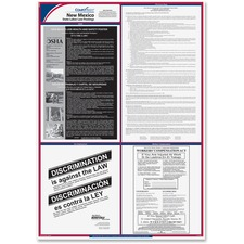 ComplyRight New Mexico State Labor Law Poster