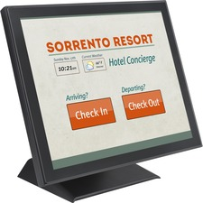 "Planar PT1945P 19"" LCD Touchscreen Monitor - 5:4 - 5 ms"
