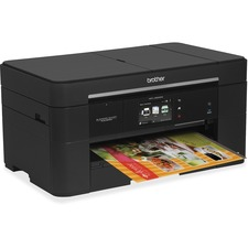 Brother Business Smart MFC-J5520DW Inkjet Multifunction Printer - Color - Plain Paper Print - Desktop