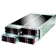 Supermicro SuperServer F627R3-VSN001M Server - 2 x Intel Xeon E5-2660 v2 Deca-core (10 Core) 2.20 GHz - 256 GB Installed DDR3 SDRAM - 8 TB (4 x 2 TB) HDD - 400 GB (1 x 400 GB) Serial ATA/600 SSD - Serial ATA/600, 6Gb/s SAS Controller - 0, 1, 5, 6, 10, 50, 60 RAID Levels