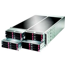 Supermicro SuperServer F627R3-VSN002M Server - 2 x Intel Xeon E5-2660 v2 Deca-core (10 Core) 2.20 GHz - 256 GB Installed DDR3 SDRAM - 8 TB (4 x 2 TB) HDD - 400 GB (1 x 400 GB) Serial ATA/600 SSD - Serial ATA/600, 6Gb/s SAS Controller - 0, 1, 5, 6, 10, 50, 60 RAID Levels