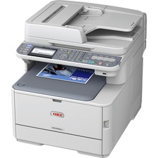 Oki MC562W LED Multifunction Printer - Color - Plain Paper Print - Desktop