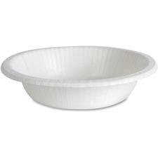 DXE DBB12W Dixie Foods Basic 12-oz Paper Bowls DXEDBB12W