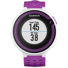 Garmin Int. GPS Fitness Watch/Heart Rate Monitor