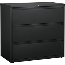LLR60405 - Lorell Hanging File Drawer Charcoal Lateral Files