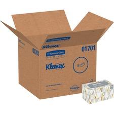 KCC 01701CT Kimberly-Clark Kleenex Boxed Hand Towels KCC01701CT